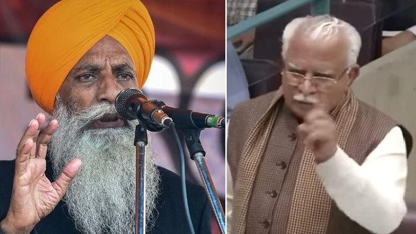 भाकियू प्रदेशाध्यक्ष चढ़ूनी बोले- किसान खुद चुनाव लड़कर सरकार बनाएं, CM ने कहा- एजेंडा यही है