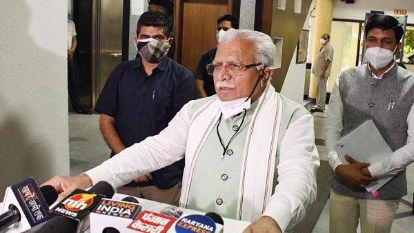 हरियाणा के मुख्यमंत्री खट्टर बोले- 'किसान आंदोलन के पीछे हैं खालिस्तानी ताकतें', ओपी चौटाला को समर्थन