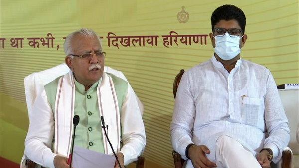 उपमुख्यमंत्री दुष्यंत चौटाला ने कहा, अब विकास के मामले में अग्रणी होगा बाढ़डा, कोई कोर कसर नहीं छोड़ी जाएगी