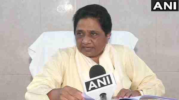 ये भी पढ़ें:- 'सुप्रीम कोर्ट की निगरानी में हो पेगासस मामले की जांच', अब मायावती ने भी खोला BJP के खिलाफ मोर्चा