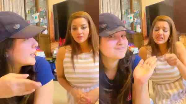 मोनालिसा ने इंस्टाग्राम पर शेयर किया फनी वीडियो, फर्राटेदार इंग्लिश सुन फैंस भी हुए हैरान