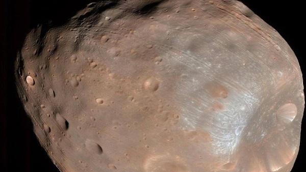 नासा ने शेयर की मंगल ग्रह के चांद की तस्वीर, लिखा, आप इसे आलू कहते हैं, हम 'Mars Moon'