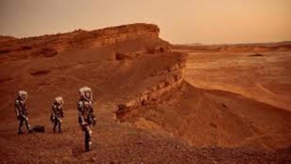 मंगल पर एलियन के निशान खोजने में जुटा नासा का रोवर, ग्रह पर मिले क्रेटर से मिलेगा सुराग