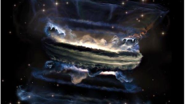 ब्लैक होल से निकलती हैं सुनामी की तरह लहरें, पहली बार नासा ने अद्भुत तस्वीर को किया कैद