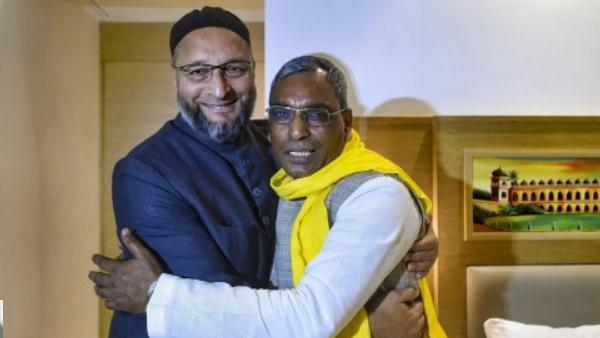 ओपी राजभर से मुलाकात के बाद बोले ओवैसी- यूपी में मुस्लिम और यादव नहीं, A2Z गठबंधन काम करेगा
