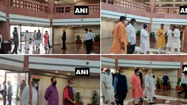 यह पढ़ें:BJP Parliamentary Party meeting: न संसद चलने दे, न चर्चा होने देती है कांग्रेस: PM मोदी