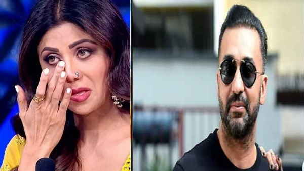 Shilpa Shetty had a fierce fight with Raj Kundra during the house raid, know what was said - Daily India