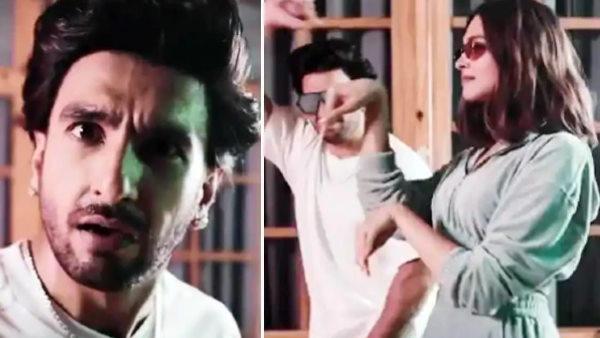 शहनाज गिल स्टाइल में दीपिका ने किया रणवीर को बर्थडे विश, वीडियो देखकर नही रुकेगी हंसी