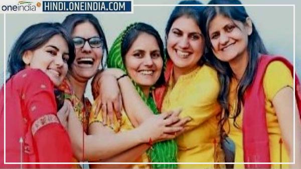राजस्थान का पहला मामला : किसान की पांच बेटियां RAS अफसर, तीन बहनों ने एक साथ पास की आरएएस परीक्षा 2018