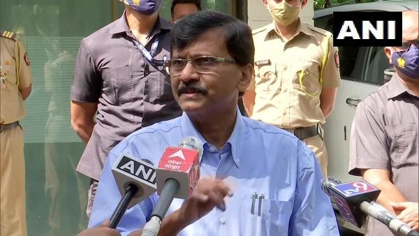 BJP नेता से मुलाकात पर संजय राउत ने तोड़ी चुप्पी, कहा- महाराष्ट्र की राजनीति भारत-पाकिस्तान जैसी नहीं