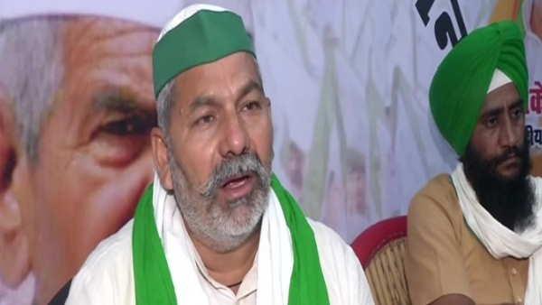 राकेश टिकैत का कृषि मंत्री पर पलटवार- आपके आदेश मानने को 8 महीने से धरना नहीं दे रहे