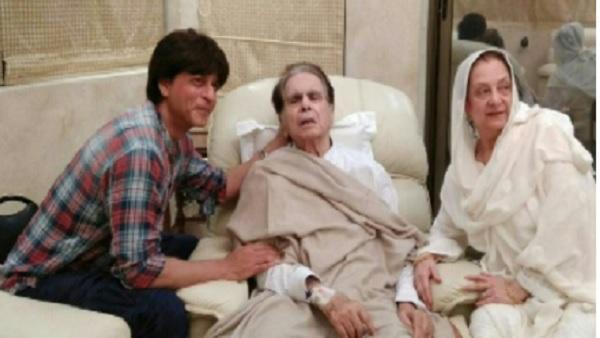 यह पढ़ें:Dilip Kumar RIP: दिलीप कुमार के कारण शाहरुख बने एक्टर, सायरा ने कहा था- 'अगर बेटा...'