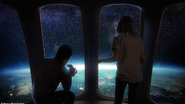 हर दिशा में 450 मील दूर तक देख पाएंगे यात्री