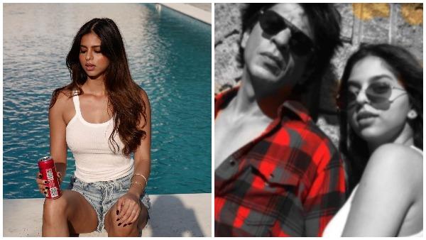 ये भी पढ़ें-सुहाना ने शेयर की हॉट फोटो तो पाप शाहरुख खान बोले- 'क्या मैं दिखावा कर सकता हूं कि...'