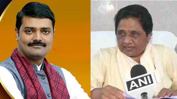 मायावती के 'ब्राह्मण सम्मेलन' पर बोली भाजपा- 'तिलक,तराजू..का नारा देने वाली BSP पर किसी को यकीन नहीं'