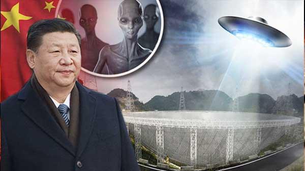UFO खोज की आड़ में चीन कहीं भारत के खिलाफ साजिश तो नहीं रच रहा ?