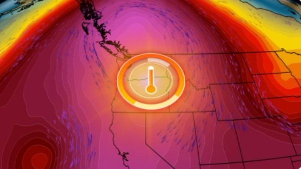 कनाडा-अमेरिका और रूस में सूरज का प्रचंड कहर, सैकड़ों मरे, बर्बाद हुआ एक शहर, 121 डिग्री पहुंचा पारा