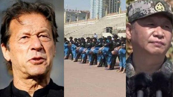 इमरान खान का डबल कैरेक्टर, उइगर मुस्लिमों पर चीन का जुल्म कबूल है, अमेरिका पर बरसे
