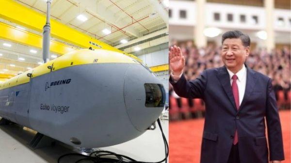 China ने बनाया अदृश्य समुद्री हथियार, खतरनाक पनडुब्बियों के लिए बनेगा काल, भारत-अमेरिका के लिए टेंशन