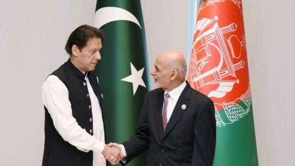 अफगान राष्ट्रपति और पाकिस्तानी प्रधानमंत्री में बहसबाजी, कॉन्फ्रेंस के दौरान भिड़े असरफ गनी और इमरान खान