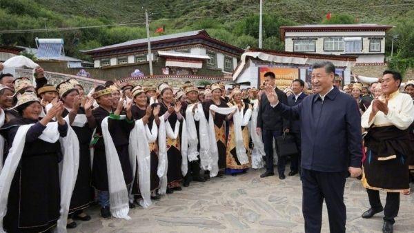 पहली बार तिब्बत दौरे पर पहुंचे राष्ट्रपति शी जिनपिंग, अरूणाचल सीमा का लिया जायजा, क्या चाहता है ड्रैगन?