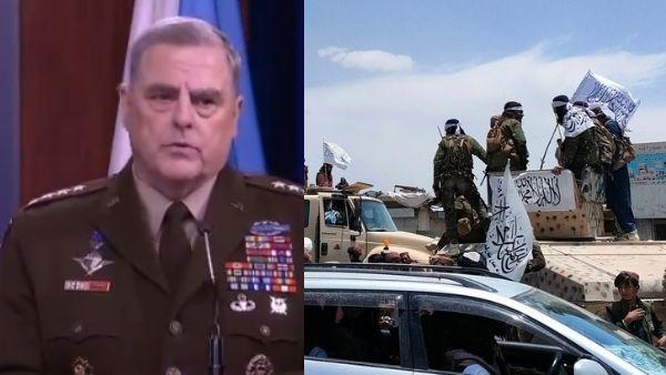 तालिबान ने किया आधे से ज्यादा अफगान जिलों पर कब्जा, यूएस सैन्य अधिकारी का दावा, खतरे में 'लाइफ लाइन'
