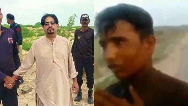 पाकिस्तान में हिंदू लड़के से लगवाए गये अल्लाहू अकबर के नारे, भगवान को लेकर बुलवाए गये अपशब्द, VIDEO वायरल