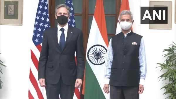 अमेरिकी विदेश मंत्री Antony Blinken ने पहुंचाया बाइडेन का संदेश, भारत के साथ अहम घोषणाएं