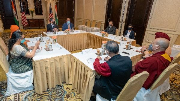 अमेरिकी विदेश मंत्री के दलाई लामा के प्रतिनिधियों से मुलाकात पर भड़का चीन, बताया-निजी मसलों में दखल