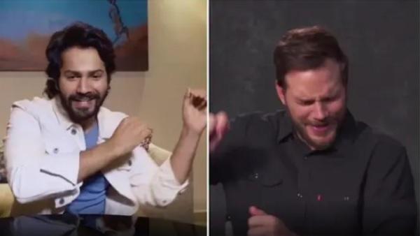 जब वरुण धवन के 'टन टना टन' गाने पर नाचे हॉलीवुड सुपस्टार क्रिस प्रैट, मजेदार है वायरल वीडियो