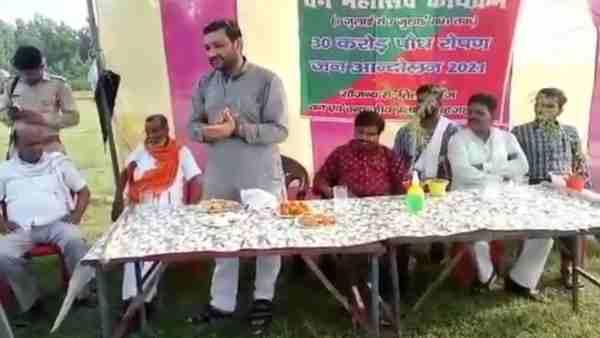 ये भी पढ़ें:- MLA वीर विक्रम सिंह का वीडियो वायरल, कहा- 'गंगा..या बेटे की कसम खाओ, BJP को वोट दिया या नहीं', तभी मिलेगी लाइट
