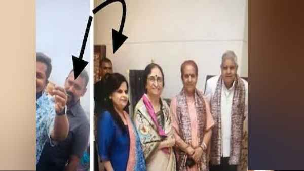 TMC सांसद ने राज्यपाल जगदीप धनखड़ पर कोलकाता फर्जी टीकाकरण की साजिश रचने का लगाया आरोप