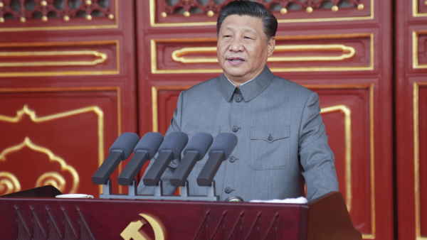 ताइवान पर कब्जा जमाने की फिराक में चीन, पार्टी के 100वें बर्थडे पर जिनपिंग ने दिया संदेश
