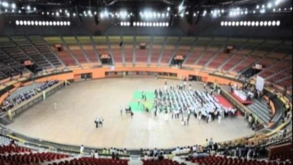 उत्तराखंड: नेशनल गेम्स के लिए हरिद्वार में इंडोर स्टेडियम बनकर तैयार, 37 करोड़ की आई है लागत