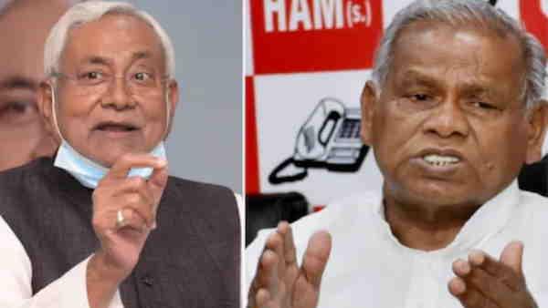 जीतन राम मांझी ने नीतीश कुमार का दिया साथ, कहा- पेगासस जासूसी मामले की होनी चाहिए जांच