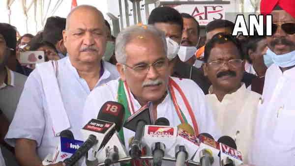 CM बघेल ने पंजाब के नए मुख्यमंत्री को दी बधाई और कहा- राजस्थान में सबकुछ ठीक है