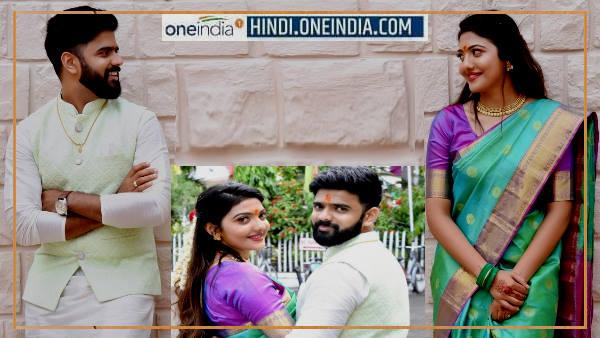 Srushti Deshmukh Engagement : शादी से पहले जानें पूरी लव स्टोरी, IAS नागार्जुन गौड़ा ने ऐसे जीता दिल?