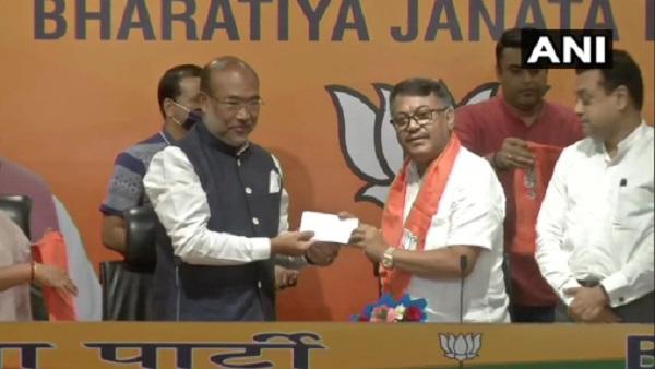 इसे भी पढ़ें- मणिपुरः पूर्व कांग्रेस प्रदेश अध्यक्ष गोविंदास कौंथोउजाम BJP में शामिल