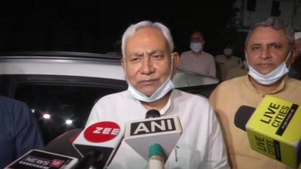 नीतीश कुमार बोले- हमारी पार्टी में कोई विवाद नहीं, सभी की सहमति से हुई नियुक्ति