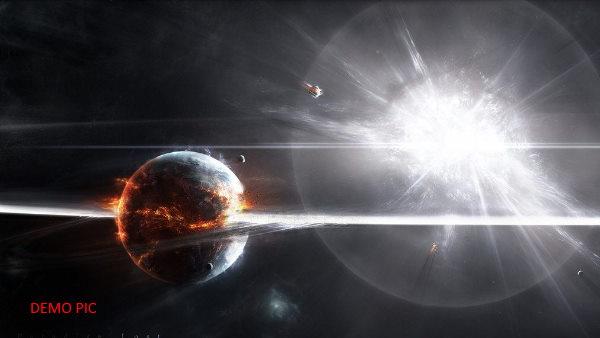 नासा ने कैप्चर की मरते हुए तारे की अद्भुद तस्वीर, 300 साल पहले हुआ था सुपरनोवा विस्फोट