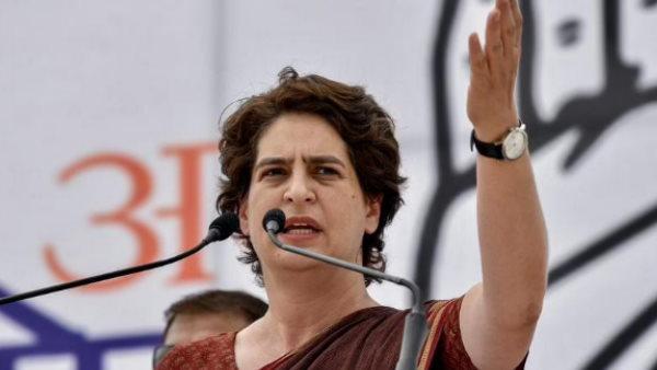 सीतापुर में डॉक्टर की हत्या को लेकर प्रियंका ने योगी सरकार को घेरा, कहा- सिर्फ झूठे प्रचार हो रहे हैं