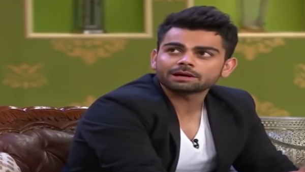 Virat told that in free time the whole team sits together and watches this show