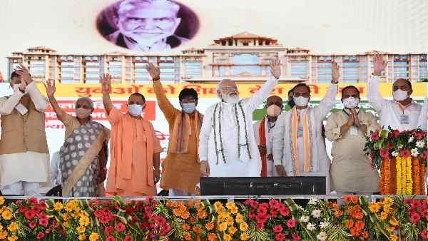 कैसे अलीगढ़ को राजा महेंद्र प्रताप सिंह यूनिवर्सिटी देकर यूपी में भाजपा ने साधे 6 समीकरण ? जानिए