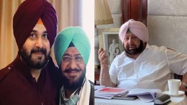 पंजाब कांग्रेस विधायक ने की बग़ावत, कहा- कैप्टन के नेतृत्व में नहीं लड़ेगे चुनाव, सिद्धू को बनाएं CM का चेहरा