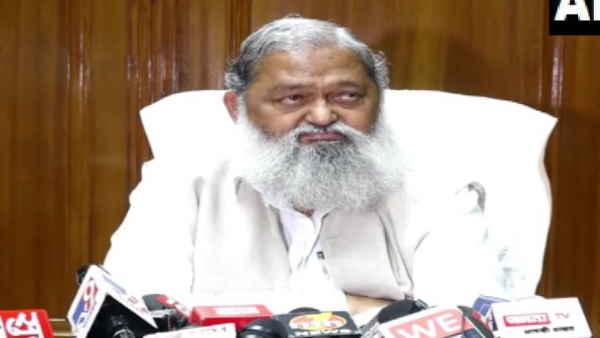 हरियाणा के मंत्री अनिल विज ने कहा- ये किसान आंदोनल नहीं इसे 'गदर' कह सकते हैं