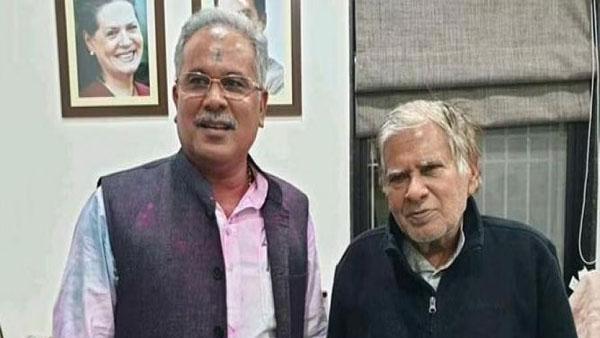 इसे भी पढ़ें-ब्राह्मणों के खिलाफ टिप्पणी: 15 दिन की न्यायिक हिरासत में भेजे गए सीएम CM भूपेश बघेल के पिता नंद कुमार