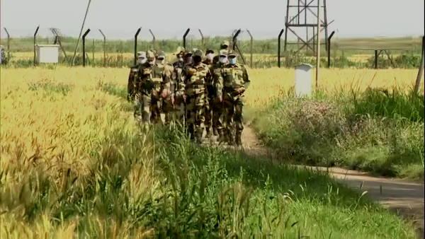 कंटीले तार पार कर भारतीय सीमा में घुस रहा था पाकिस्तानी युवक, गश्त रहे BSF जवानों ने दबोचा