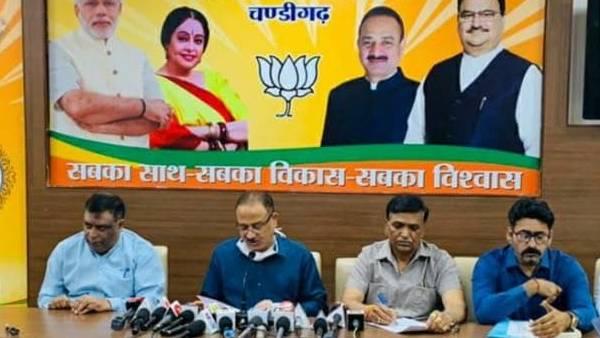 पंजाब चुनाव: 'सेवा और समर्पण' अभियान के तहत BJP ने तैयार किया मास्टर प्लान, बनाई ये रणनीति