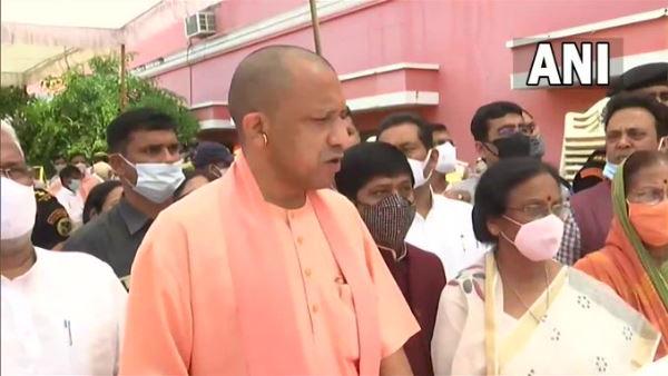Narendra Giri Death : सीएम योगी ने कहा-बहुत से साक्ष्य इकट्ठे किए गए हैं, दोषी को सजा जरूर मिलेगी