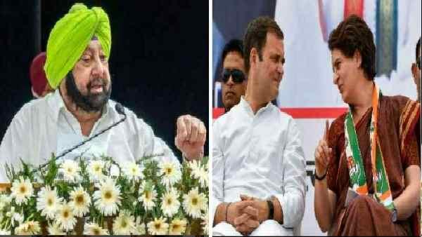 इसे भी पढ़ें-कांग्रेस को अमरिंदर का गुस्सा कबूल है, लेकिन 'राहुल-प्रियंका' के लिए उनसे सिर्फ इतना चाहती है पार्टी
